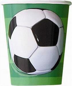 Football Cups - Pack of 8