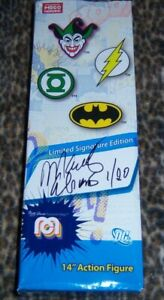 """Mego 14"""" Green Lantern NYCC Marty Abrams Limited Signature Edition 1/20"""