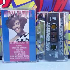 The Dionne Warwick Collection Cassette Tape 51z