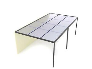 Carports/Pergolas 6m×3m Polycarbonate Roofing