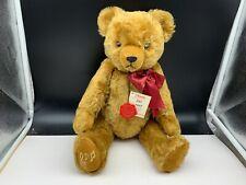 Hermann Teddy Bär 43 cm. Limitiert. Unbespielt. Top Zustand