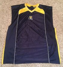 Vintage Indiana Pacers NBA Sleeveless Jersey SZ 2XL XXL