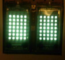 VFD Vacuum fluorescent display, tube display ИВЛМ2-5/7 USSR