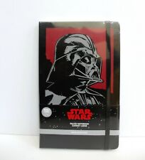 Moleskine Limited Edition Star Wars Darth Vader Hard Cover Ruled Notebook
