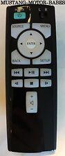 INFINITI JX35 QX56 QX60 QX80 REAR DVD Entertainment Remote Control