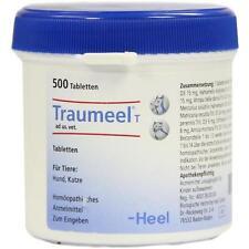 TRAUMEEL T ad us.vet.Tabletten 500 St PZN 4055647
