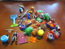McDonald's and other Fast Food Happy Meal Kids Toys