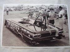 1965 DODGE DART DON GARLITS DRAG CAR   11 X 17  PHOTO /  PICTURE