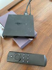Amazon Fire TV 2nd Generation 4K HD Media Streamer 8GB DV83YW micro SD