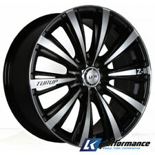 "18"" LKW Turip Alloy Wheels 5x110 Fit For Vauxhall Astra Signum Vectra Zafira"