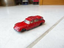 Citroen DS Break Efsi 409 Holland miniature jouet ancien
