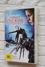 Edward Scissorhands (DVD), Region-4, Like new (Disc:NEW), free Shipping