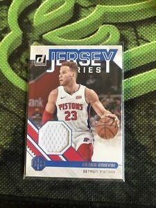 Blake Griffin Jersey Series Donruss 2020-21 NBA Pistons