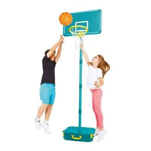 ALL SURFACE BASKETBALL - BY SWINGBALL WITH FREE BALL - GARDEN GAMES KIDS SPORT