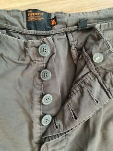 SUPERDRY Core Lite Ripstop Cargo Shorts Size XL