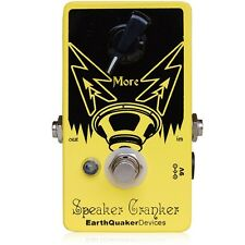 EarthQuaker Devices Speaker Cranker overdrive guitare ou bass Effet Pédale-NEUF!