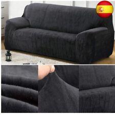 Yeahmart Funda de sofá para sofás de 1/2/3 plazas,  (Gris, 3 seat(190-230cm))