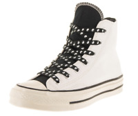 Converse Unisex Chuck Taylor Psykicks 70 Hi Sneakers, White/Black/Egret