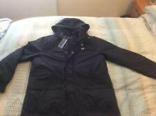 Fred Perry Hooded Stockport Padded Jacket / Medium/ BNWT/ 100% Genuine, Rrp £240