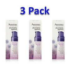 Aveeno Absolutely Ageless Intensive Renewal Serum BlackBerry Complex (3 PACK)