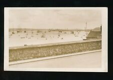 Cornwall FALMOUTH c1910/20s? RP PPC Cutty Sark?