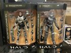 Spartan Collection Noble Six Sarah Palmer Lot Series 3 New In Box Halo Infinite For Sale