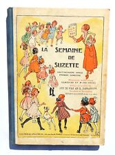 La Semaine de Suzette Album éditeur 1926. Premier semestre