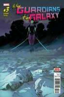 Guardians of the Galaxy #4 Regular David Marquez Cover Marvel 1st Print 2017 NM