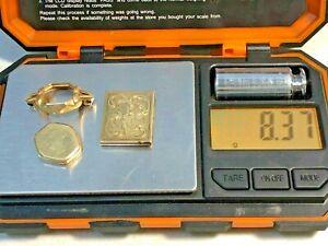 Antique Solid 14K Gold Scrap Lot - Scrap or Use 8.37 Grams NICE!
