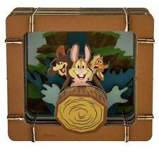 Disney Parks Splash Mountain Briar Rabbit Log Ride Attraction Diorama