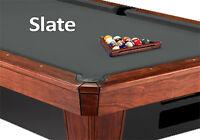 8' Simonis 860 Slate Billiard Pool Table Cloth Felt
