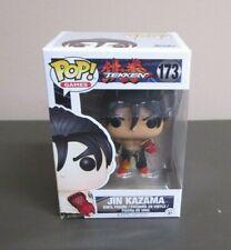 Jin Kazama Tekken FUNKO POP Games MIB NEW #173