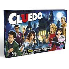 Juegos en familia Hasbro Cluedo juego educativo (38712546)