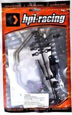 HPI RACING #102538 Sway Bar Set (Front / Rear / Savage X) >NEW<