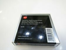 LEICA CR- DC1 ELECTRIC CABLE RELEASE FOR DIGILUX 2  NEW IN BOX