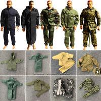 1/6 WWII 21st Century The Ultimate Soldier WWII German Uniform Lot GI Joe Dragon