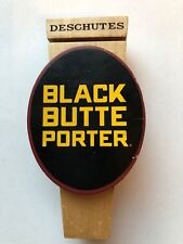 Deschutes Black Butte Porter Beer Tap Collectible Events Man Cave Tap Handle