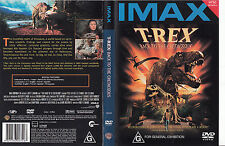 T-Rex:Back To The Cretaceous-1998-Imax Movie-DVD