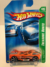2007 Hot Wheels Treasure Hunts Mega Thrust, 125/180, 05 of 12, K7616