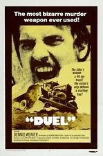 Duel Movie Poster 24x36