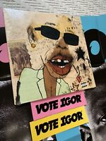 igor vinyl tyler the creator limited edition with Posters And Stickers