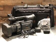 Panasonic AGHVX200AP Camera Ready to Shoot Kit 334hours LikeNew Porta Brace Bag