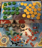 Escape For Atlantis - Waddingtons Board Game Loose Spares Lot