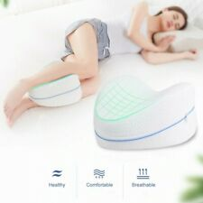 """Comfortable Legacy Leg Pillow"" for Back Hip, Legs & Knee Support Cushion Cover."