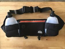 Tynker Hydration Belt For Running With Two Bottles And Zippered Pocket (B62M)