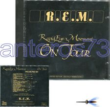 "R.E.M REM ""RAPID EYE MOVEMENT - PHILADELPHIA 84"" RARE CD LIVE 1991 ITALY"