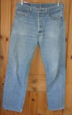 Levi's 501xx Vintage Killer Fade Jeans Made in USA, 33 x 28.  T224