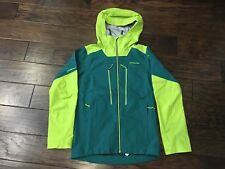 Patagonia Men's Reconnaissance Jacket Arbor Green Small S