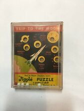 1957 Jiggle Puzzle Rocket