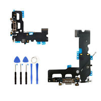 New Charger Charging Dock Port Mic Jack Flex Cable For Apple iPhone 7 / 7 Plus